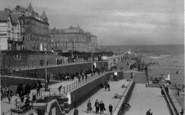 Bridlington, Victoria Terraces 1925