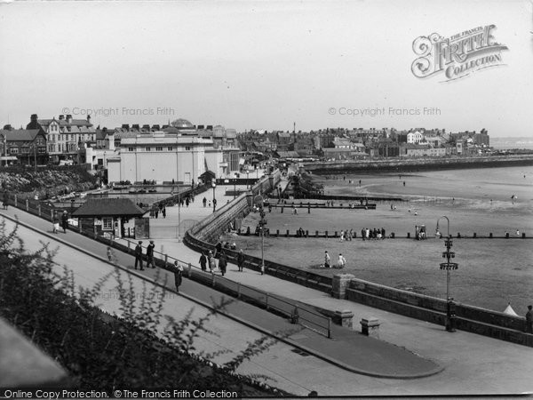 Bridlington, View From South c.1932