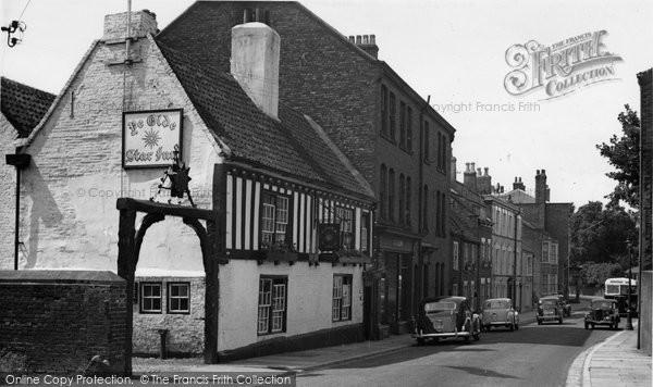 Bridlington, Westgate 1954