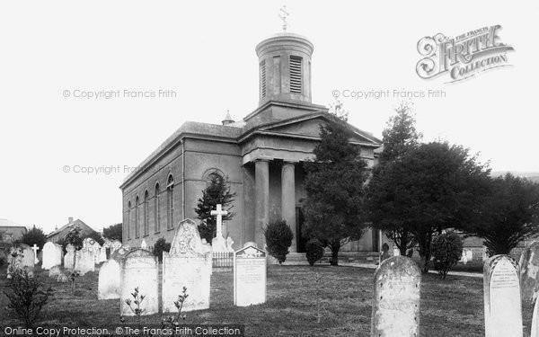Bridport, Allington Church 1904