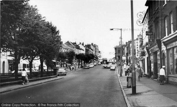 Bridport, c.1965