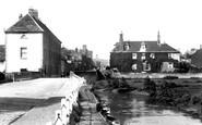 Bridport, East Bridge 1897