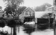 Bridport, East Mill 1904