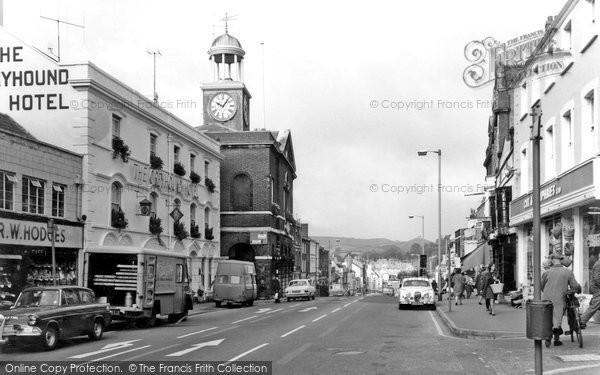 Bridport, East Street c.1965