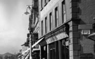 Bridport, East Street, Cox & Humphries 1940