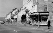 Bridport, East Street, General Stores c.1965