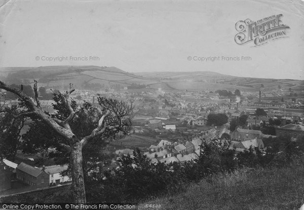 Bridport, From North Allington 1906
