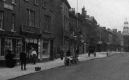 Bridport, Hine Bros Shop, East Street 1912