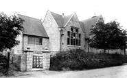 Bridport, Secondary School 1909