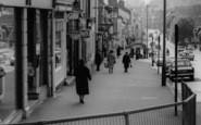 Bridport, Shopping On West Street c.1965