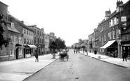 Bridport, South Street 1912