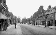 Bridport, South Street 1927