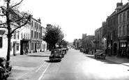 Bridport, South Street 1949