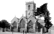 Bridport, St Mary's Church 1897