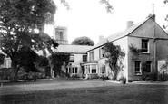 Bridport, St Mary's Rectory 1906