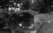 Bridport, The Bridge, Happy Island 1918