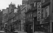 Bridport, The Garage, West Street c.1948