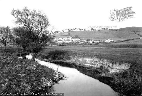 Bridport, The Meadows 1940