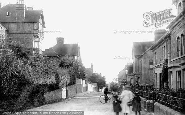Bridport, Victoria Grove 1897