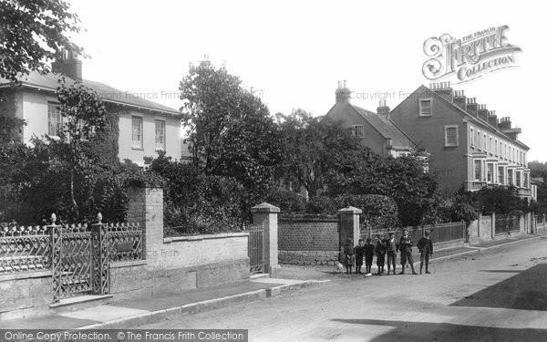 Bridport, West  Allington 1897