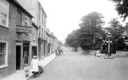 Bridport, West Allington 1912