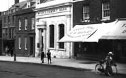 Bridport, West Street 1913
