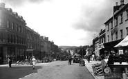 Bridport, West Street 1930
