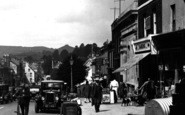 Bridport, West Street 1930