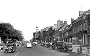 Bridport, West Street 1937