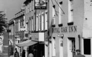 Bridport, West Street, The Royal Oak c.1965