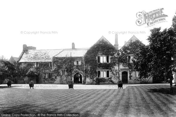 Bridport, Wykes Court 1909