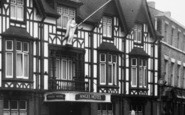 Brigg, Angel Hotel c.1955