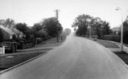 Brigg, Bigby High Road c.1960