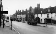 Brigg, Bridge Street c.1960