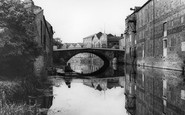 Brigg, the Bridge c1960