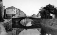 Brigg, The Bridge c.1960