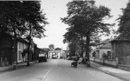 Brigg, Wrawby Street c.1950