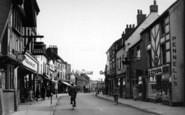 Brigg, Wrawby Street c.1955