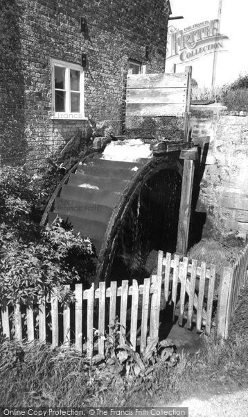 Brighstone, The Mill c.1960