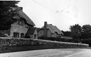 Brighstone, The Village c.1955