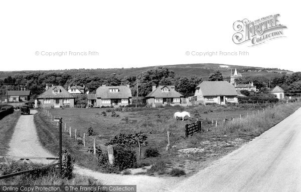 Photo of Brighstone, the Village c1960