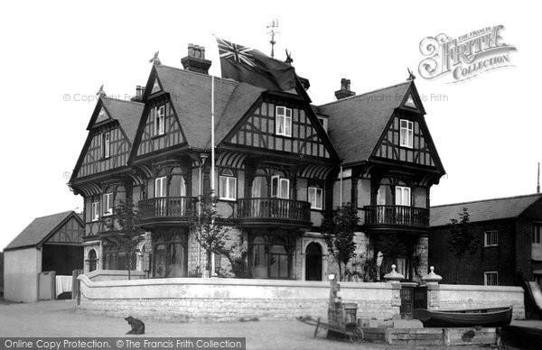 Brightlingsea, Anchor Hotel 1907