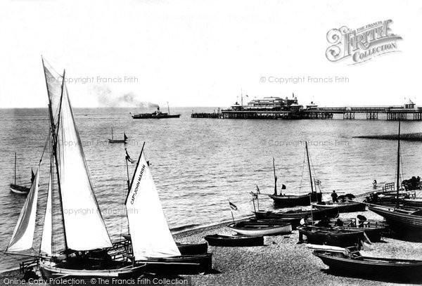 Brighton, Beach 1902