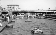 Brighton, Children's Boating Pool c.1955