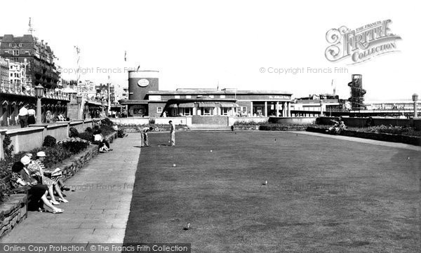 Brighton, Clock Golf c.1955