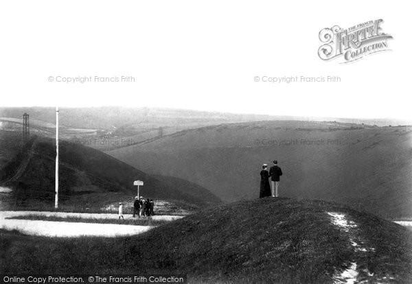 Brighton, Devil's Dyke 1902