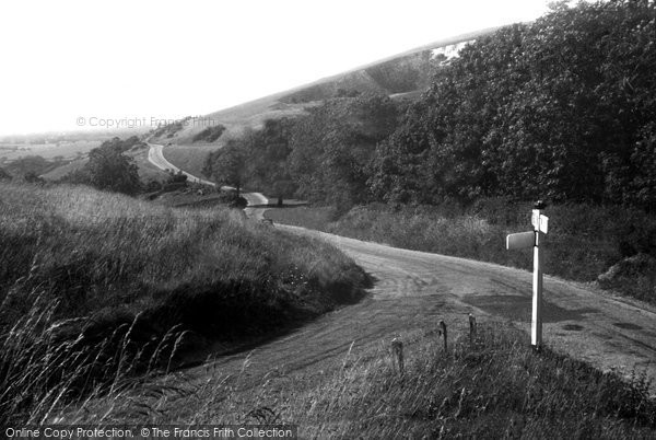Brighton, Devils Dyke c.1955