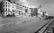 Brighton, Eastern Terrace c1955