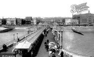 Brighton, From The West Pier 1902