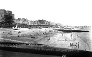 Brighton, From West Pier 1902
